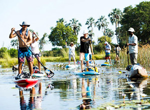 African Stand Up Paddling (SUP) Journeys