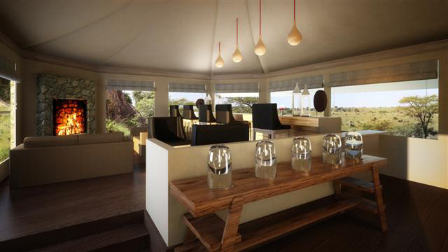 Lemala Kuria Hills - Serengeti National Park - Tanzania Luxury Safari Tented Camp