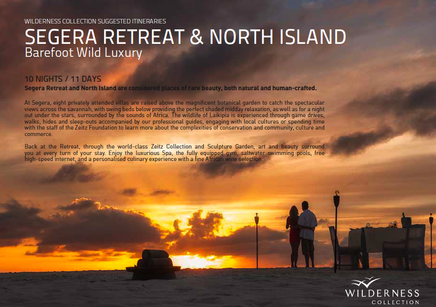 Segera Retreat and North Island Package