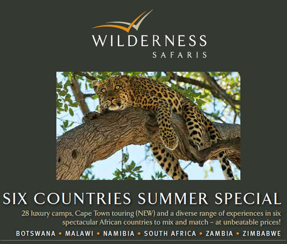 Six Countries Summer Specials - Africa Discovery