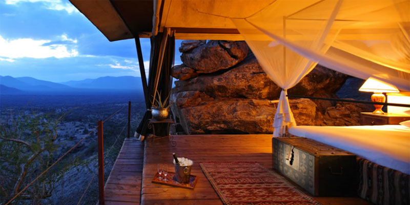 Saruni - Samburu National Reserve - Kenya Safari Lodge