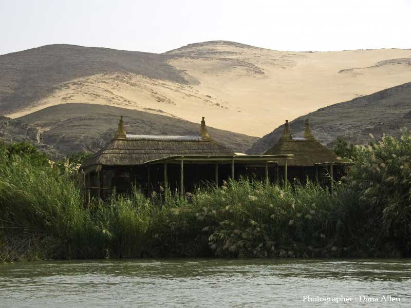 Serra Cafema - Kunene River - Namibia Luxury Safari Camp