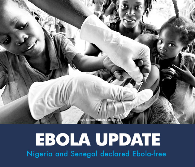 Ebola Newsflash Update