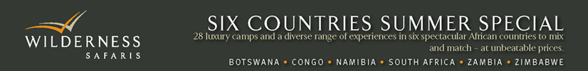 Six Countries Summer Special by Wildnerness Safaris