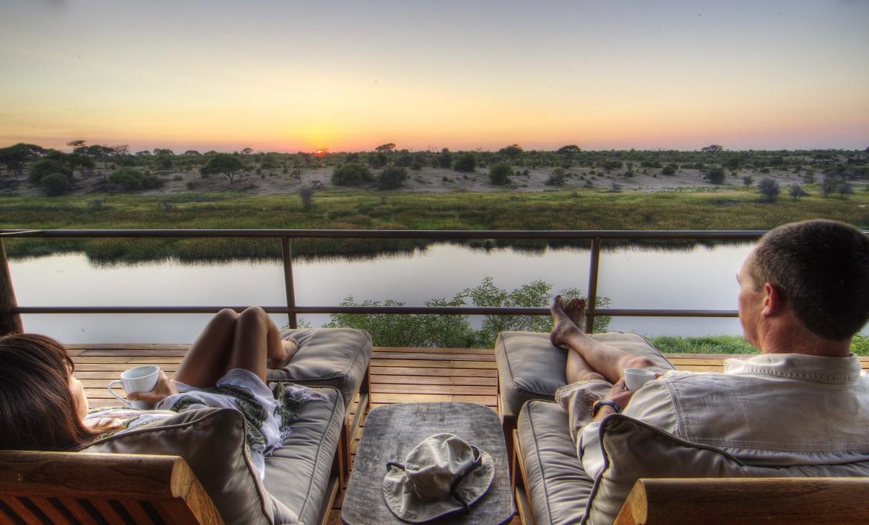 Leroo La Tau, Makgadikgadi salt pans, Botswana