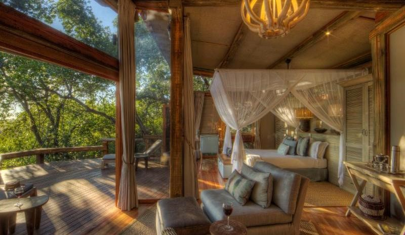 Desert & Delta Safaris, the new Camp Okavango