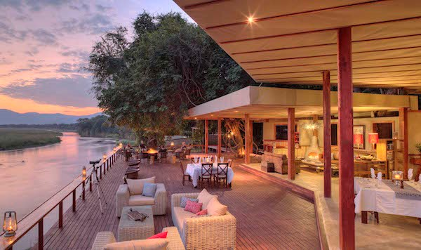Sausage Tree Camp and Potato Bush Camp, Zambezi,