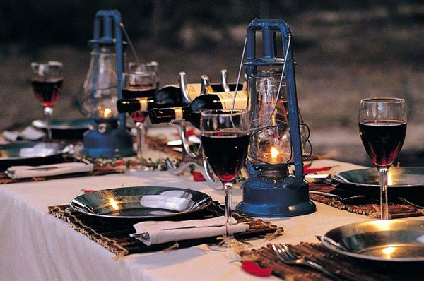 Dinner - Letaka Tented Camp