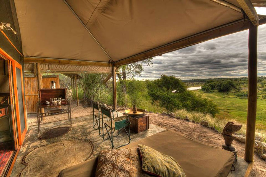 Meno a Kwena Tented Camp | Safari Camps in Makgadikgadi Pans National Park | Africa Discovery