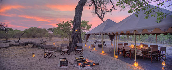 8 Night Botswana Highlights Mobile Safari
