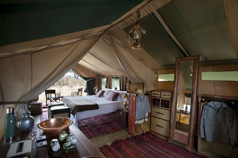 Selinda Explorers Camp - Selinda Reserve - Botswana Tented Safari Camp