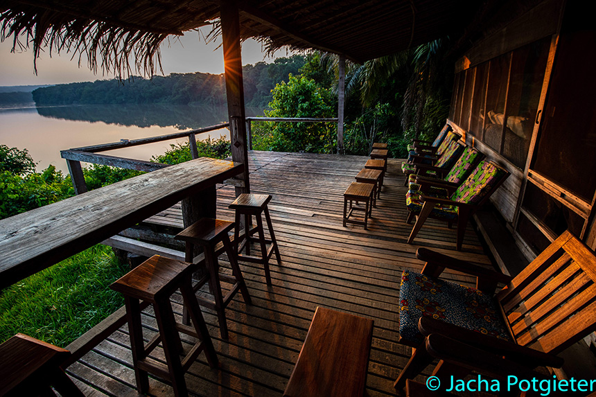 Sangha Lodge | Safari Camps in Dzangha-Sangha National Park, Central African Republic