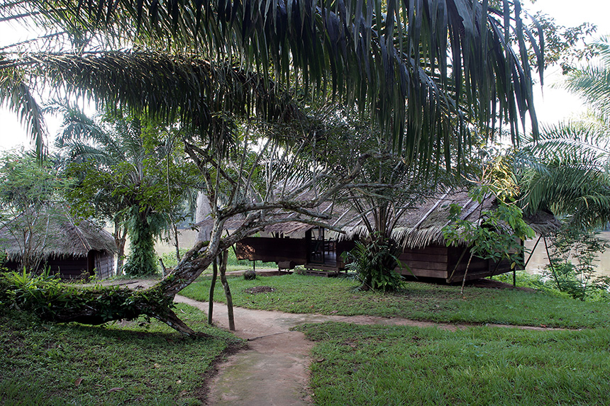 Cabin - Sangha Lodge | Safari Camps in Dzangha-Sangha National Park, Central African Republic