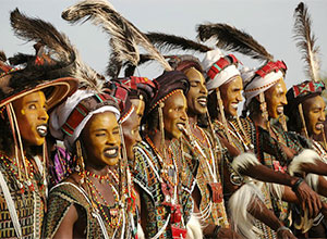 Gerewoll - Woodabe Festival in Chad