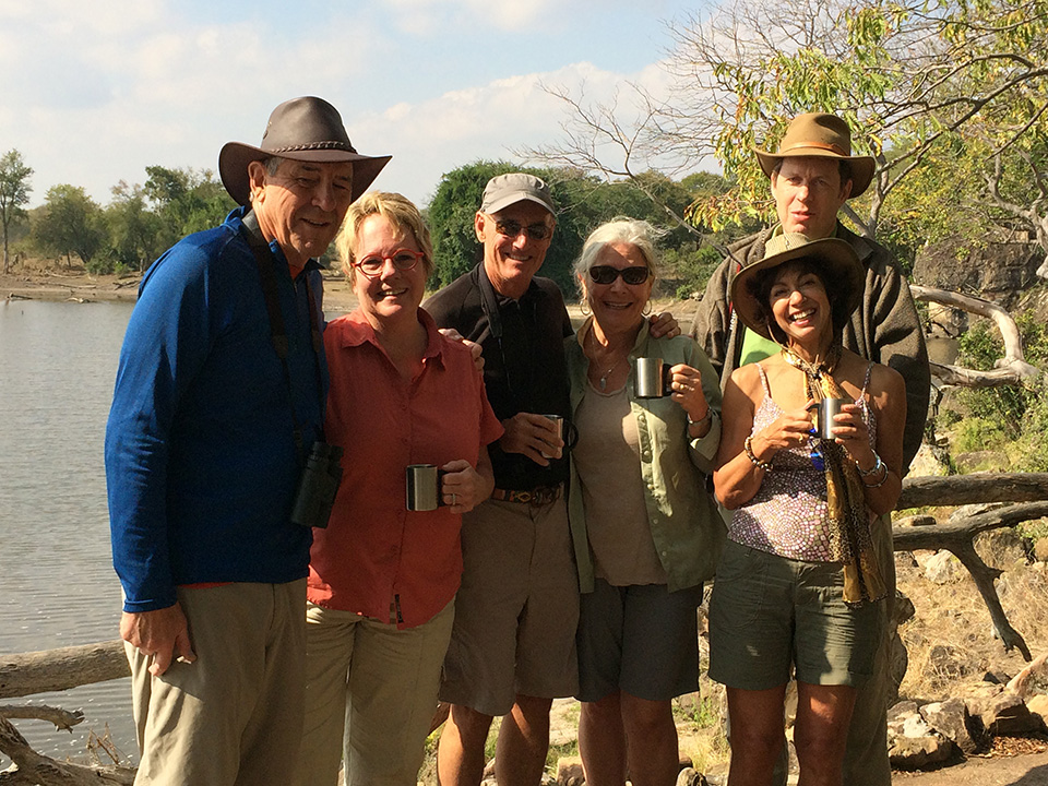 Best of Zimbabwe & Chobe River in Botswana Group Trip - Escorted by Cindi LaRaia