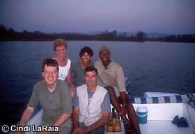 Guests of Africa Discovery with Cindi LaRaia