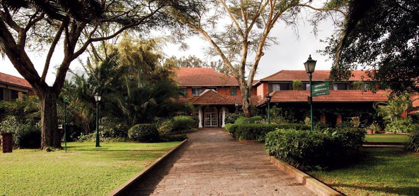 Fairmont The Norfolk Hotel - Nairobi - Kenya Hotel