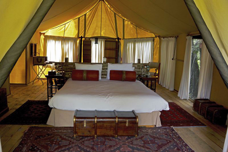 Mara Expedition Camp