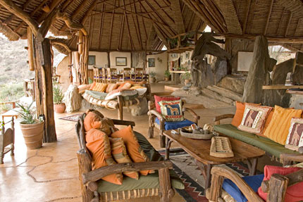 Sabuk Lodge - Laikipia - Kenya Safari Lodge