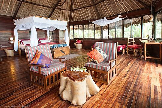 Manafiafy Beach Lodge