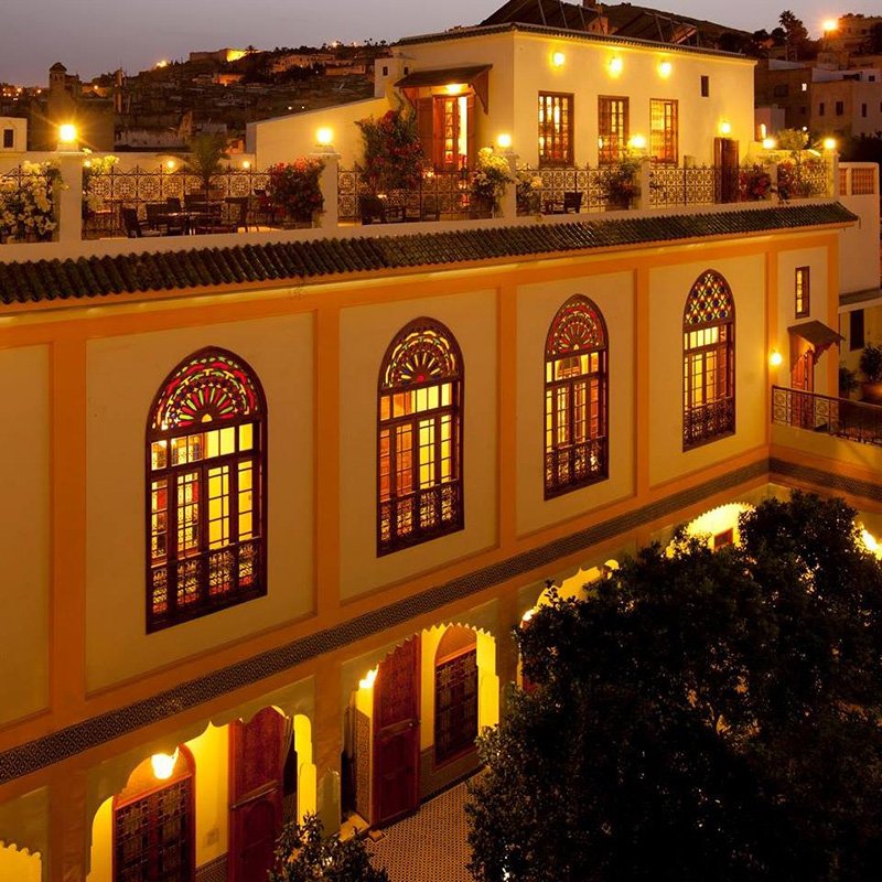 Palais Amani - hotel in Fez, Morocco
