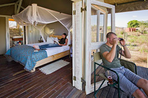 Andersson's Camp - Southern Etosha National Park