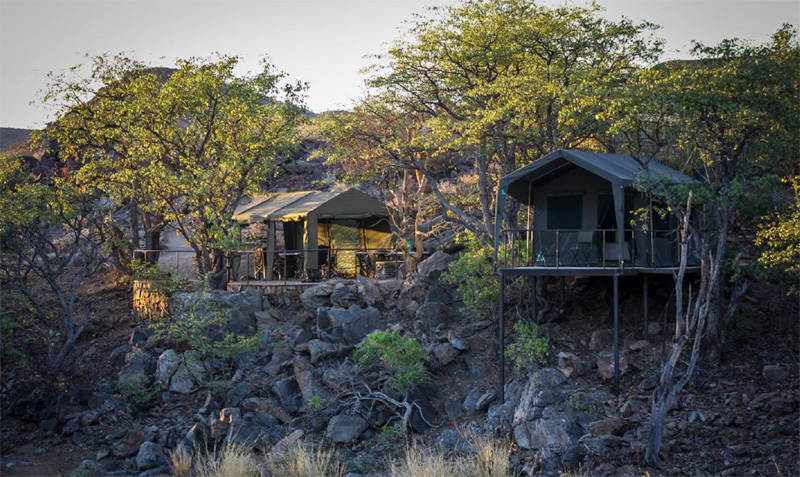 Huab Under Canvas - Huab Conservancy in Damaraland, Namibia