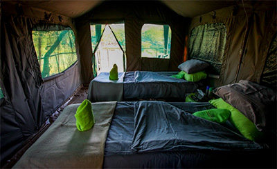 Huab Under Canvas - Huab Conservancy in Damaraland