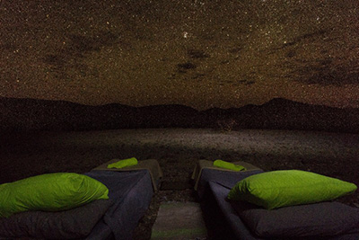 Stellar Escape - Sleep out at Huab Under Canvas