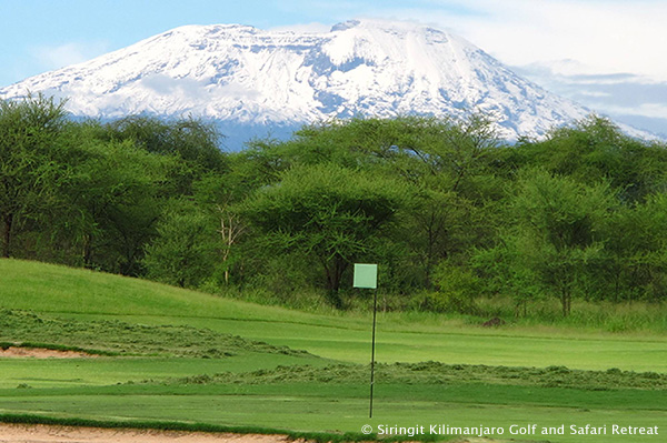 Siringit Kilimanjaro Golf and Safari Retreat