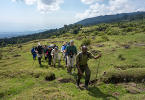 Guided Hikes in Volcanoes National Park
