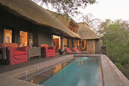 Ebony Lodge - Singita Private Game Reserve, Sabi Sand Reserve - South Africa Safari Lodge