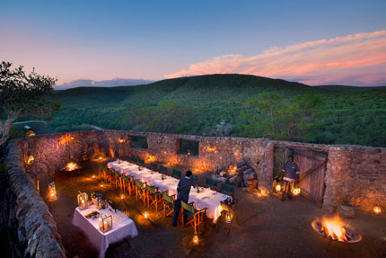 Great Fish River Lodge - Kwandwe Game Reserve - Eastern Cape - South Africa Safari Lodge
