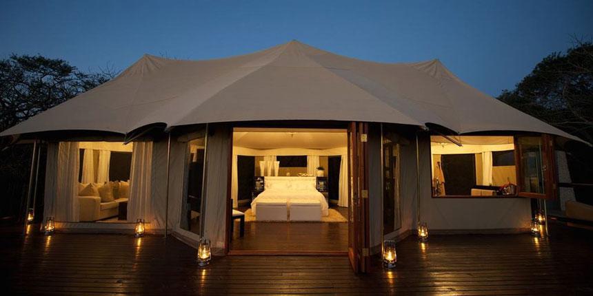 Jabula Tent Thanda Private Game Reserve Safari Camps In