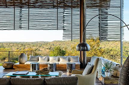 Lebombo Lodge - Singita Game Reserve, Kruger National Park
