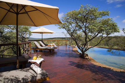 Nungubane Game Lodge - Limpopo - South Africa Safari Lodge