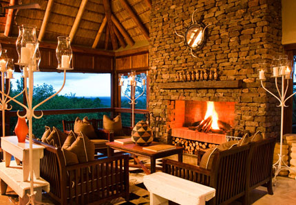 Phinda Mountain Lodge, Phinda Private Game Reserve - KwaZulu Natal - South Africa Luxury Safari Lodge
