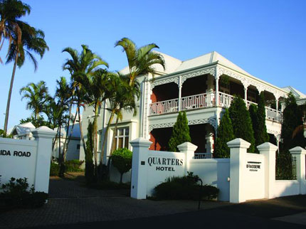 Quarters Hotel, Florida Road, Durban - South Africa Hotel