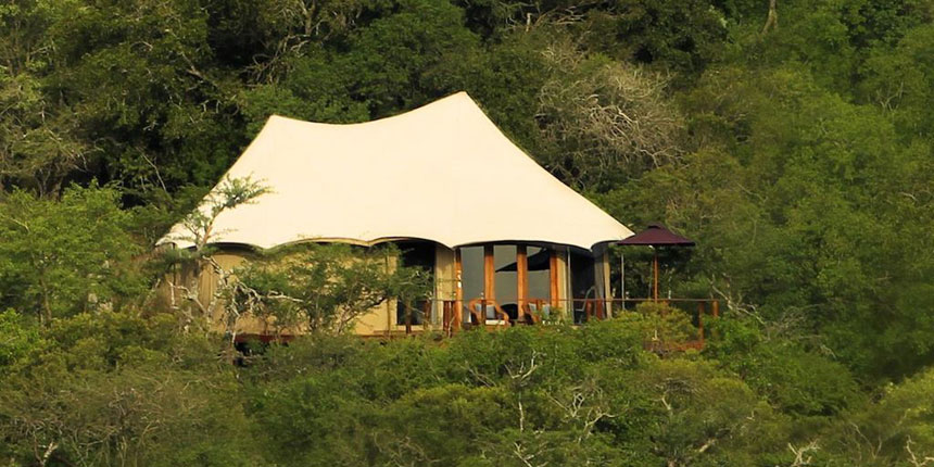 Thanda Tented Camp, Thanda Private Game Reserve - KwaZulu Natal - South Africa Luxury Camp