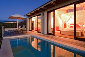 Forest Lodge - Grootbos Private Nature Reserve - Cape Town
