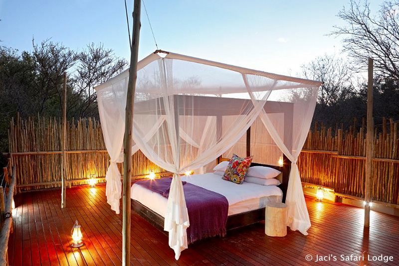 Jaci's Safari Lodge - Starbed Suites