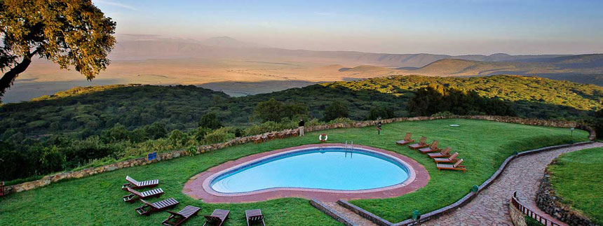 Image result for ngorongoro sopa lodge