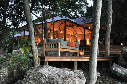 Rubondo Island Camp - Rubondo Island National Park - Tanzania Adventure Safari Camp