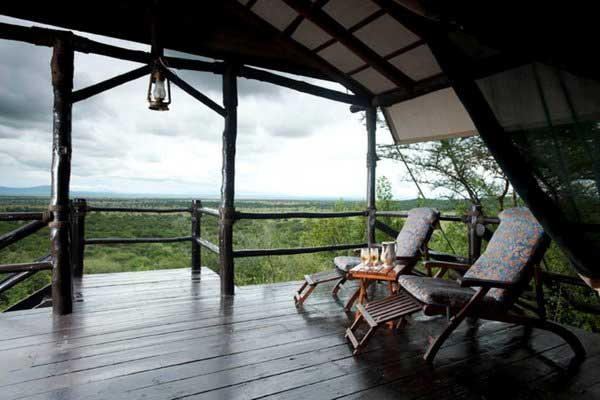 Kirawira Tented Camp - Serengeti National Park - Tanzania Luxury Safari Camp