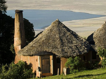 Ngorongoro Crater Lodge - Ngorongoro Conservation Area - Tanzania Luxury Safari Lodge