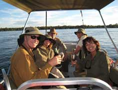 Okavango Delta - Best of Botswana, Cape Town May 12-24 2010 Trip Report