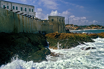 Elmina Fort - Finding Your Roots in West Africa, 10 Days