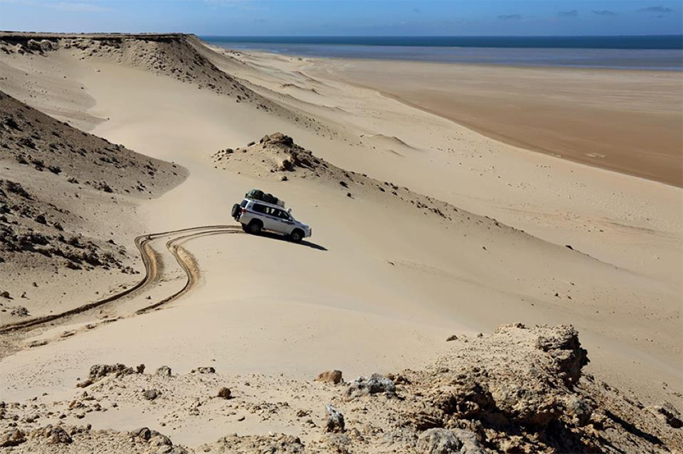 Trans Sahara & West Africa Grand Expeditions