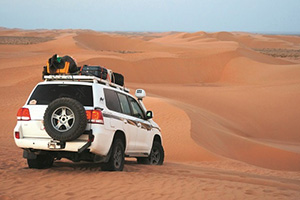 Transahara and Black Africa Expedition, 29 Days from Marrakech to Bissau