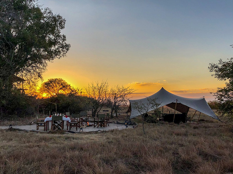 Ntemwa-Busanga Camp in Kafue National Park, Zambia